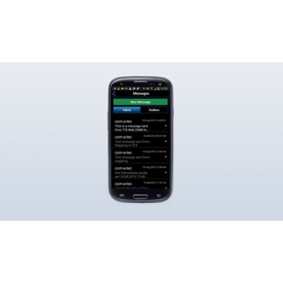 TIS-Web® Communicator